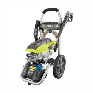 ryobi 2300psi brushless electric pressure washer