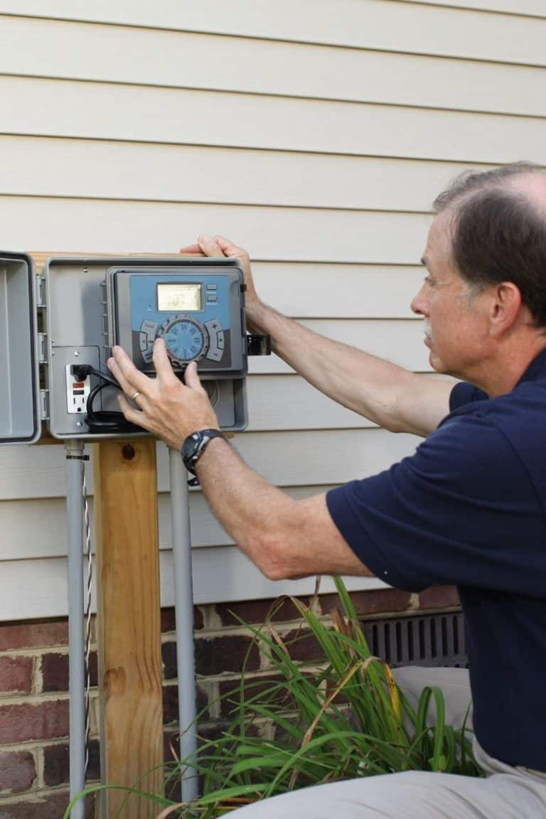 how to choose an irrigation timer