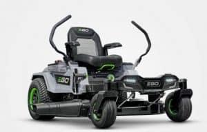 ego power plus z6 42-inch zero turn mower